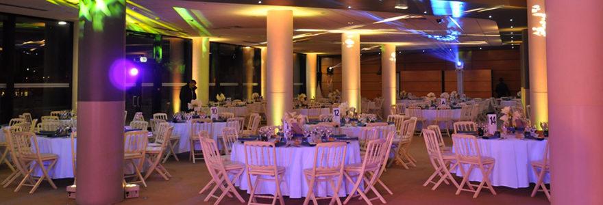 Organisation d'événements luxe